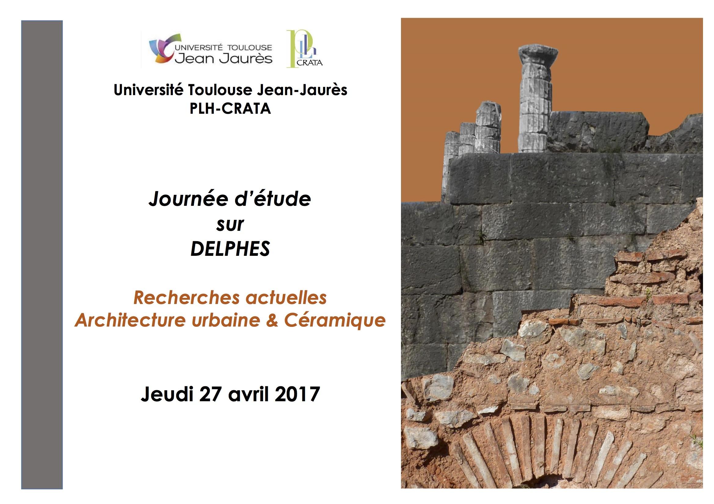 affiche Delphes